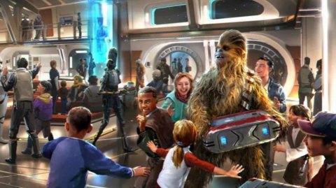 Hôtel Galactic Starcruiser : Disney nous dévoile les premières infos !