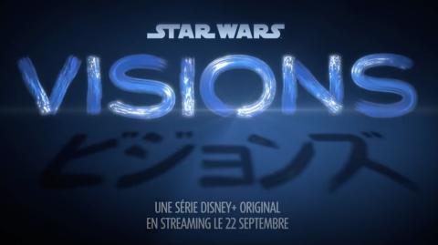 Le trailer de la série animée Star Wars : Visions est là !