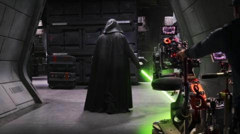 Un extrait exclusif pour Disney Gallery : Star Wars : The Mandalorian