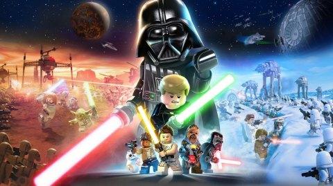 Un nouveau trailer pour le jeu LEGO Star Wars : La Saga Skywalker