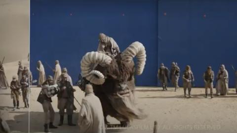 ILM dévoile une nouvelle vidéo making of pour The Mandalorian Saison 2