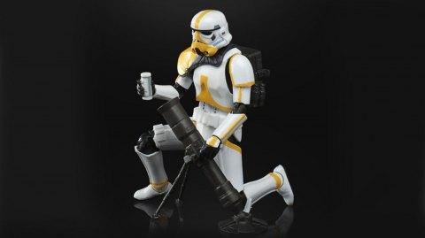 Le stormtrooper artilleur de la gamme Black Series se dévoile