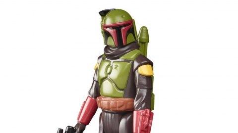 Seconde vague de figurines Hasbro Retro pour The Mandalorian